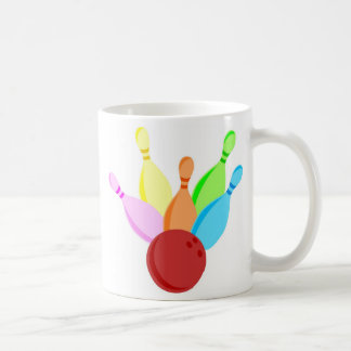 Mug Bowling de Dix bornes