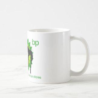 Mug BP nous apportons l'huile aux rivages américains