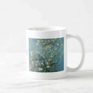 Mug Branches avec la fleur d'amande par Vincent van