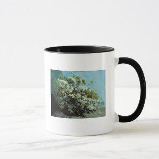 Mug Branches et fleurs fleurissantes, 1855