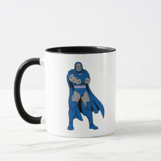 Mug Bras de Darkseid croisés