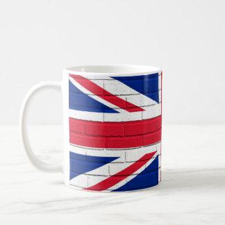 Mug Briques d'Union Jack
