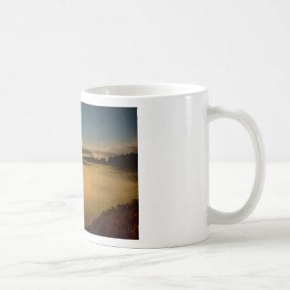 Mug Brouillard sur le lac Yellowstone