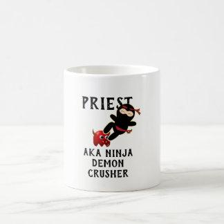 Mug Broyeur drôle de démon de Ninja de cadeau de