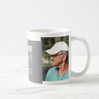 Mug Bruit fait sur commande de bruit de photo la
