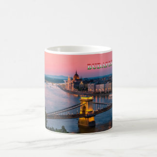 Mug Budapest 002B