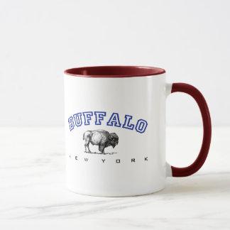 Mug Buffalo, NY - bison