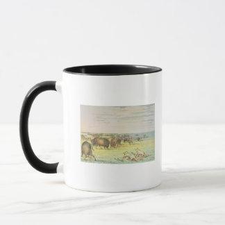 Mug Buffle de égrappage
