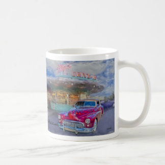Mug buick rouge au drive-in
