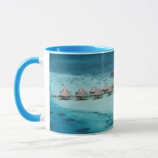 Mug Bunglows d'hôtel de vague déferlante