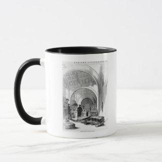 Mug Bureau de lingot - bureau de réception