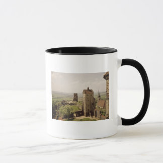 Mug Burg Stolpen, c.1100 construit
