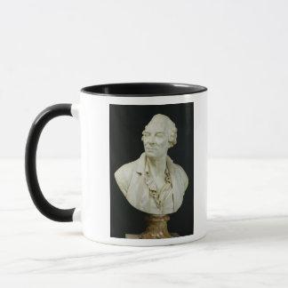 Mug Buste de compte de George Louis Leclerc de Buffon