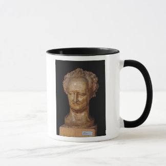 Mug Buste de Johann Wolfgang von Goethe, 1831