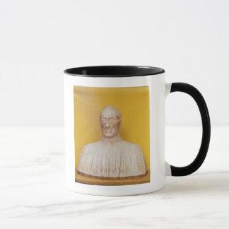 Mug Buste de marbre de Giovanni Chellini