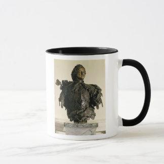 Mug Buste de portrait de Peter I, 1723-29