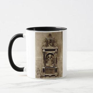 Mug Buste de William Shakespeare (1564-1616) et
