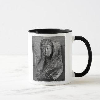 Mug Buste d'épouse d'Ummayat de Yarhai