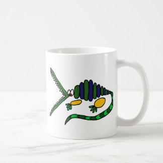 Mug C.A. art génial de crocodile