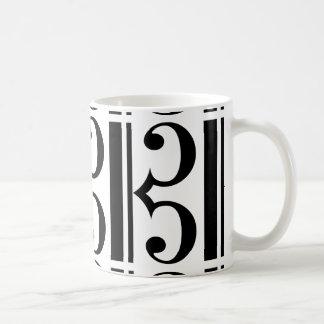 Mug C-Clef