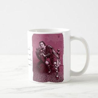 Mug Cabine d'Edwin comme Hamlet