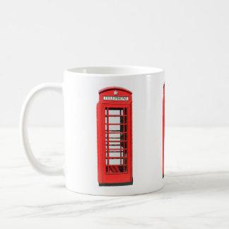 Mug Cabine téléphonique victorienne BRITANNIQUE de