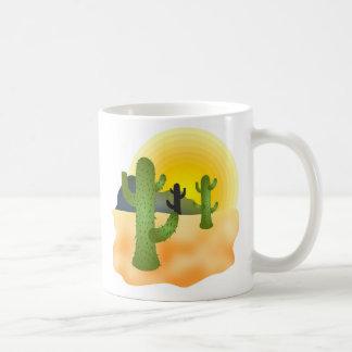 Mug Cactus de désert
