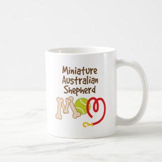 Mug Cadeau australien miniature de maman de race de
