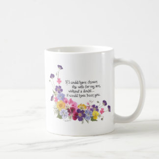 Mug Cadeau de belle-fille