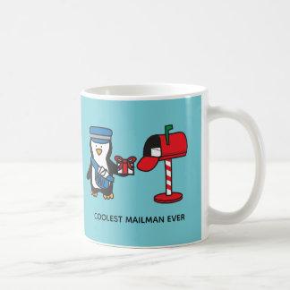 Mug Cadeau de bureau de poste de Madame ouvrière
