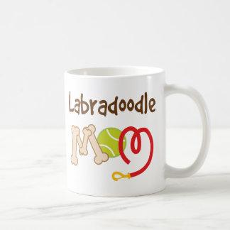 Mug Cadeau de maman de race de chien de Labradoodle