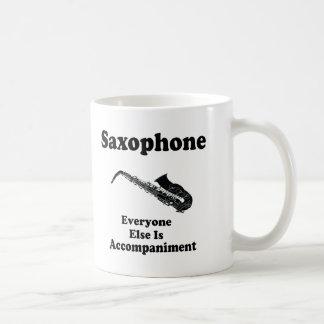Mug Cadeau de saxophone
