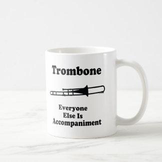 Mug Cadeau de trombone