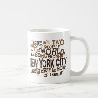 Mug Cadeau (drôle) de New York City