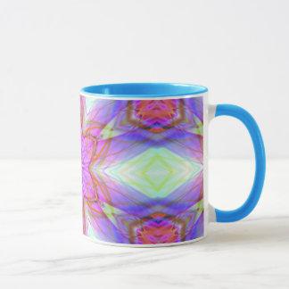 Mug Cadeau très unique, motif de lumière de LED