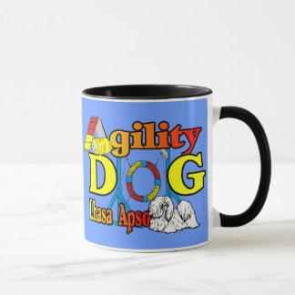 Mug Cadeaux d'agilité de Lhasa Apso