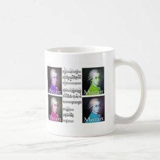 Mug Cadeaux d'amants de Mozart