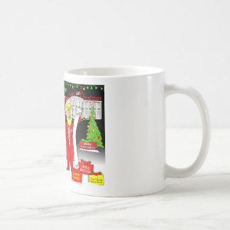 Mug Cadeaux d'atout de Père Noël