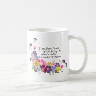 Mug Cadeaux de belle-fille