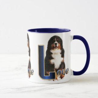 Mug Cadeaux de chien de montagne de Bernese