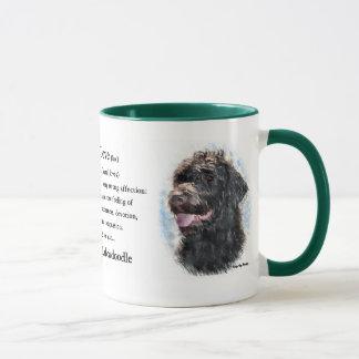 Mug Cadeaux de Labradoodle