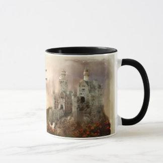 Mug Cadeaux de mariage de princesse Fantasy Castle
