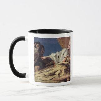 Mug Cadeaux de offre de Neptune vers Venise (fresque