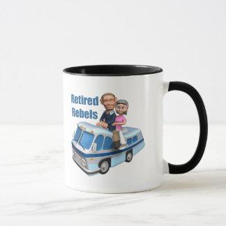 Mug Cadeaux de retraite et T-shirts de retraite