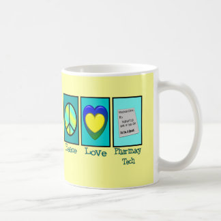 Mug Cadeaux de technicien de pharmacie