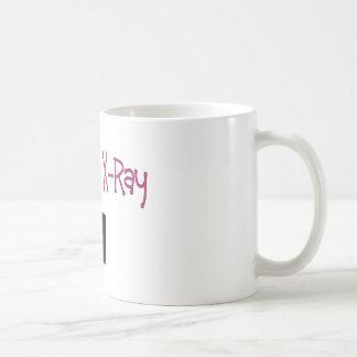Mug Cadeaux de technologie de rayon X