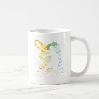 Mug Cadeaux de tennis pour des joueurs de tennis et