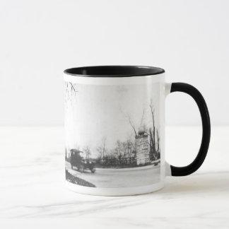 Mug Cadeaux de thème d'années '20 d'hurlement