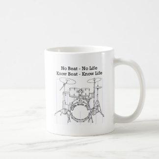 Mug Cadeaux pour des batteurs, des musiciens, et des