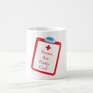 Mug Cadeaux pour le porte - bloc d'infirmières